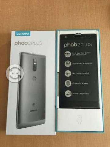 Phablet lenovo phab 2 plus 32 GB negro 6,4``