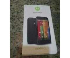 Caja Motorola Moto G