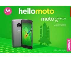 Motorola Moto G5 Plus 32gb 2gb Ram Tienda San Borja .Garantía.
