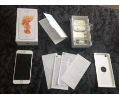 IPhone 6s rose leer, Región Metropolitana