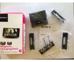 Cargador Base Magnética Sony Original