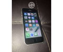 Iphone SE de 16gb liberado