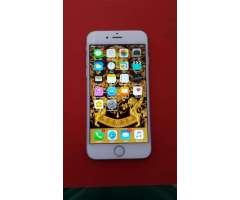 iPhone 6 de 16 Gb NO CAMBIO