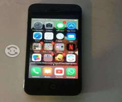 Iphone 4s 32 GB.con base Lighthing Dock
