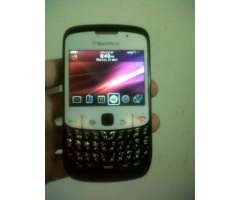 SE VENDE BLACKBERRY CURVE 8520