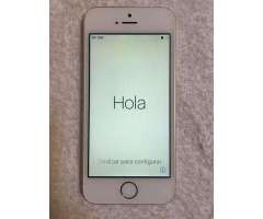 IPhone 5s Gold libre