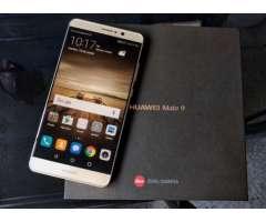 Huawei Mate 9 Dorado de 64gb en Caja Nue