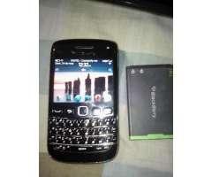 Blackberry bold 6 con pila adicional