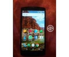 Lg Nexus 5 liberado negro