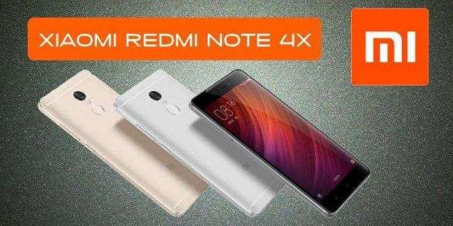 Nuevo Xiaomi Redmi Note 4X 3GB RAM 32GB 2.0Ghz 4G Claro