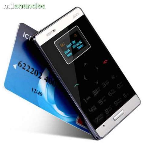 Mini teléfono extraplano