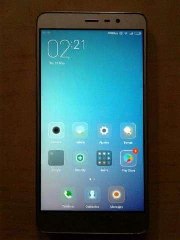 Vendo Xiaomi Redmi Note 3 Dorado