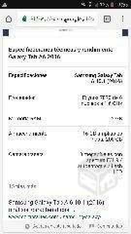 Samsung galaxy tab a6 2016 dos meses de uso!, II Antofagasta