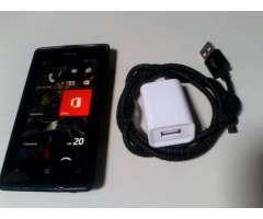 Nokia Lumia 520 Como Nuevo con Cargador