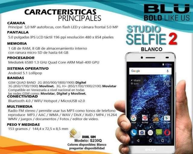 Blu Study Selfies 2