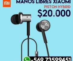 Audifonos Xiaomi Piston Hybrid, XIV Los Ríos