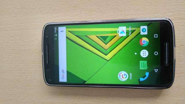 Moto X Play. Casi sin Uso. Impecable