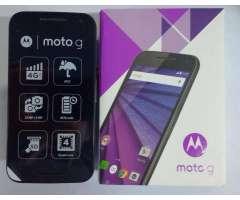 VENDO Motorola Moto G3 LIBRE NUEVO