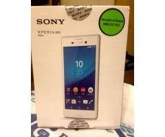Teléfono celular SONY Xperia M4 Aqua. Nuevo, en caja.