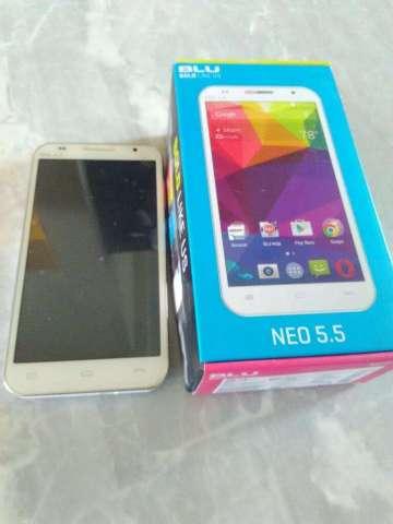 Se Vende Celular Blue Neo 5.5 Nuevo