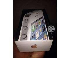 IPhone 4s, bocinas y lámpara