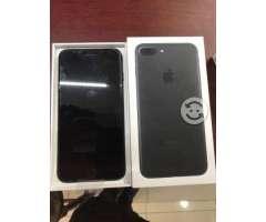 Iphone 7 plus 32gb nuevo garantia p. Cambio
