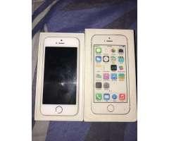 iPhone 5SUn Solo Dueño9/10