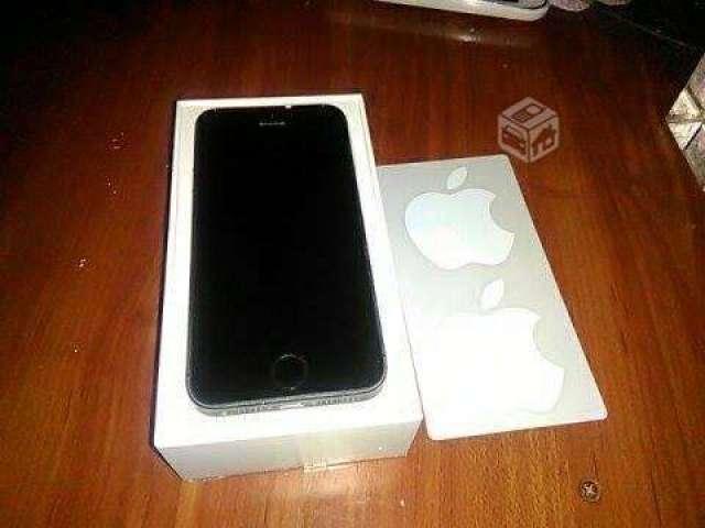 Iphone 5s Silver 16GB. 8 meses de uso. liberado, IV Coquimbo