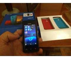 Nokia 500 en Caja Impecable. Tres Cruces.