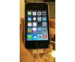 IPhone 4 de 16 Gb y libre