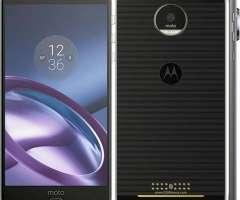 Celular Motorola Moto Z con Todo Y Caja