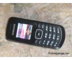 TELÉFONO POTECITO DE SIM SAMSUNG liberado
