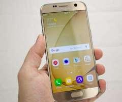 El Samsung Galaxy S7 GOLD igual a nuevo Libre