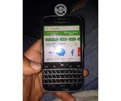 Blackberry classic Q20 liberada