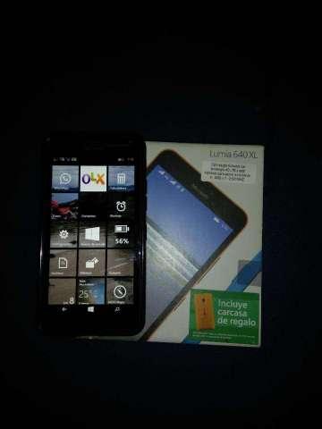 Vendo Celular Microsoft Lumia 640 Xl