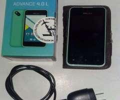 Blu Advance 4.0 L con Todo
