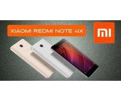 Nuevo Xiaomi Redmi Note 4x 32gb 4g Claro