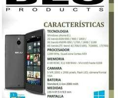 Blu Win Jr 4g con Windows Phone 8.1