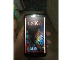 Lg K10 Como Nuevo