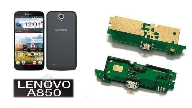 Flex De Carga Para Lenovo A850 + Micrófono Nuevo, Región Metropolitana