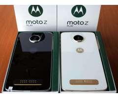 Motorola Moto Z Play 3GB RAM 32GB Memoria Pantalla 5.5 Sensor de huella digital