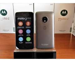 "Motorola G5 Plus Pantalla 5.2"" 3GB RAM 32GB Memoria Cámara 12MP/5MP"