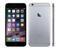 Iphone 6 plus space gray nuevo, sellado, V Valparaíso