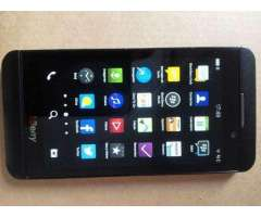 Blackberry z10 chacoal libre