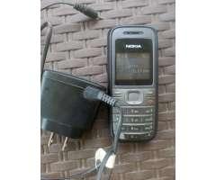 Nokia Clasico Movistar mas linea y Cargador Original