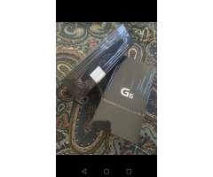 Lg G6 Black Caja Sellada