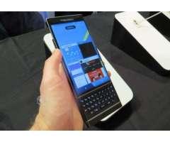 Blackberry priv, Región Metropolitana