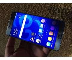 Vendo samsung Galaxy note 5 de 32gb Platinum TIGO