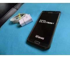 Samsung Note 4   Soporta redes 4G LTE   Cambio por LG G5