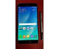 Samsung Note 5 Azul Ganga Ganga